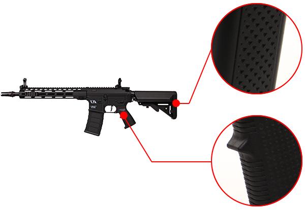 fusil ca4 mlok 12 classic army noir 5