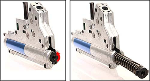 fusil ca nemesis x9 aeg smg full metal classic army noir ca1119m gearbox qd airsoft 1 optimized