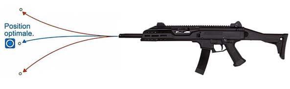 fusil cz scorpion evo 3a1 3 a1 carbine ceska zbrojovka aeg asg 18673 hop up airsoft 1 optimized