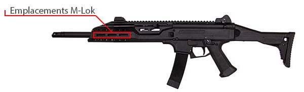 fusil cz scorpion evo 3a1 3 a1 carbine ceska zbrojovka aeg asg 18673 m lok airsoft 1 optimized