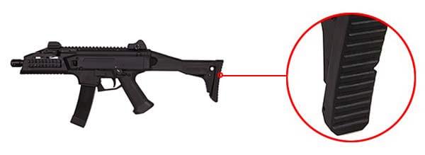 fusil cz scorpion evo 3a1 ceska zbrojovka aeg 17831 crosse airsoft 1 optimized
