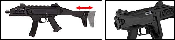 fusil cz scorpion evo 3a1 ceska zbrojovka aeg 17831 crosse ajustable airsoft 1 optimized