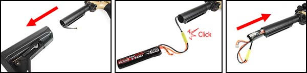 fusil dmr legion rapax xxi m1 aeg secutor noir et tan sax0001 batterie airsoft 1 optimized