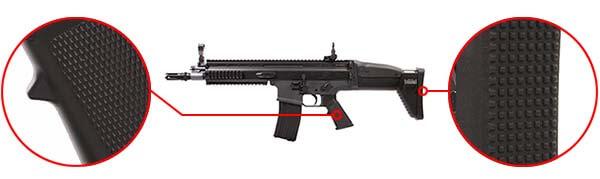 fusil fn herstal scar scar l sportline aeg electrique noir 200961 confort airsoft 1 optimized