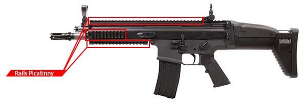 fusil fn herstal scar scar l sportline aeg electrique noir 200961 rails picatinny airsoft 1 optimized