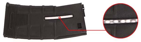 fusil m4 cqr hera arms ics aeg blowback asg noir fenetre chargeur airsoft 1 optimized