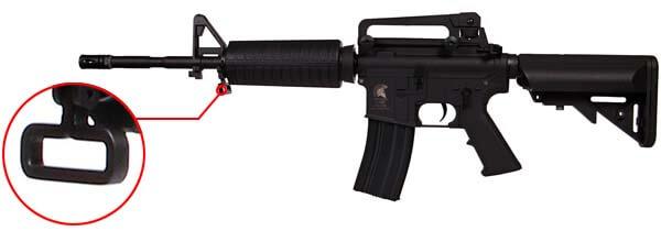 fusil st m4a1 g2 m4 a1 aeg noir attache sangle airsoft 1 optimized