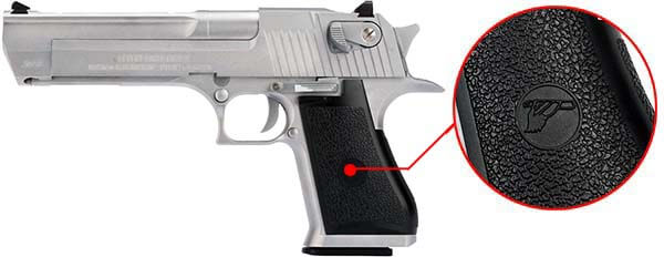 pistolet desert eagle 50ae gbb gaz cybergun we silver 090510 plaquette de crosse airsoft 1 optimized