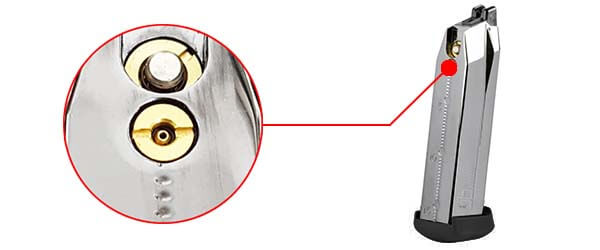 pistolet fn herstal fnx-45 tactical noir gaz gbb blowback 200508 valve chargeur airsoft 1 optimized