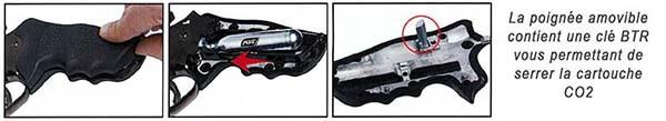 pistolet revolver dan wesson 715 357 magnum 4 pouces co2 silver 18610 cartouches airsoft 1 optimized