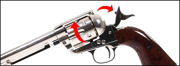 pistolet revolver legends western cowboy 45 co2 7 pouces umarex 26346 armement airsoft 1 optimized