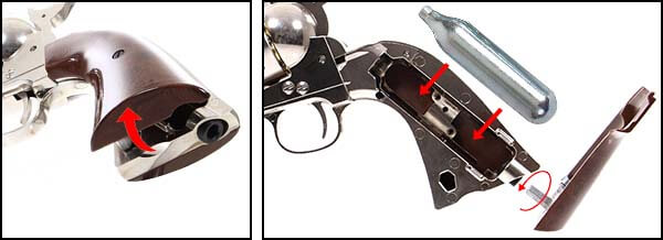 pistolet revolver legends western cowboy 45 co2 7 pouces umarex 26346 cartouche airsoft 1 optimized