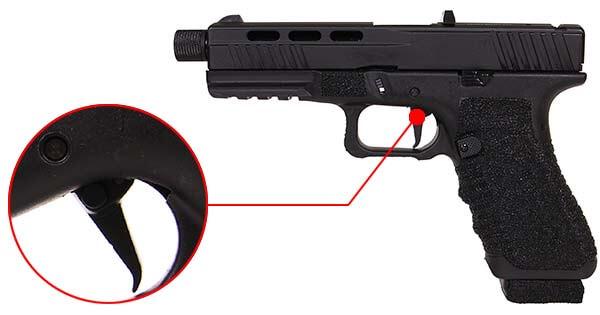 pistolet secutor g17 s17 gladius noir gbb blowback co2 gaz sag0002 securite airsoft 1 optimized