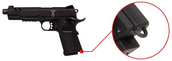 pistolet secutor rudis x acta non verba 1911 co2 noir sar0025 dragonne airsoft 1 optimized