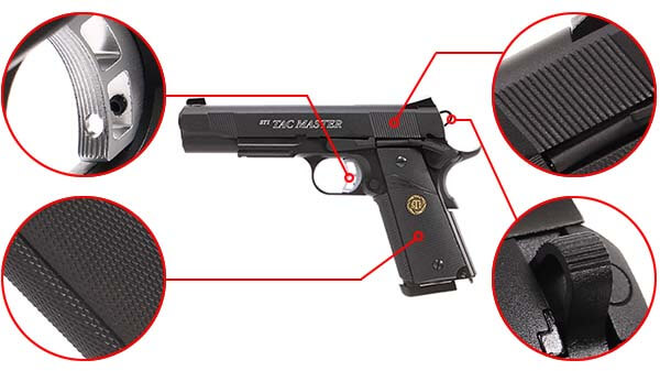 pistolet sti tac master 1911 meu kjw kp07 gaz metal blowback 17181 confort airsoft 1 optimized