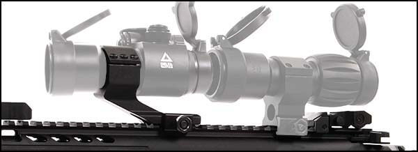red dot tube 1x30 point rouge type aimpoint comp m2 m68 cco rail cantilever magnifier airsoft 1 optimized