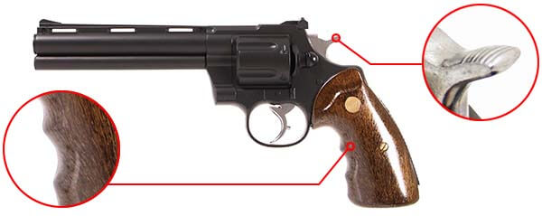 Revolver r357 357 magnum zastava asg airsoft silver chrome 11544 confort airsoft 1 optimized
