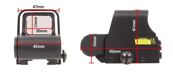 viseur holographique advanced type 553 rti optics noir dimensions airsoft 1 optimized