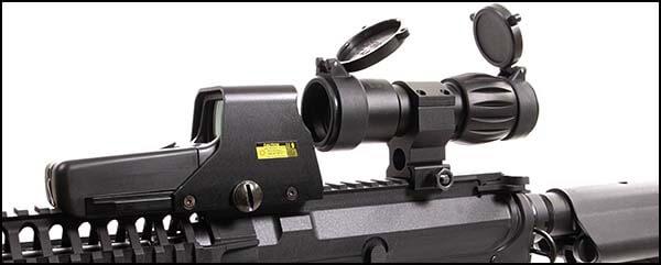 viseur holographique holosight 551 asg noir point rouge vert 16833 magnifier airsoft 1 optimized