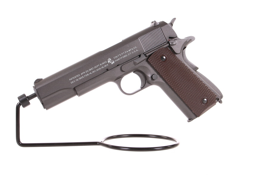 Colt Co2 A1 Full Mobile Cybergun Culasse M1911 Pistolet 180512 Metal QdrCoBeWx