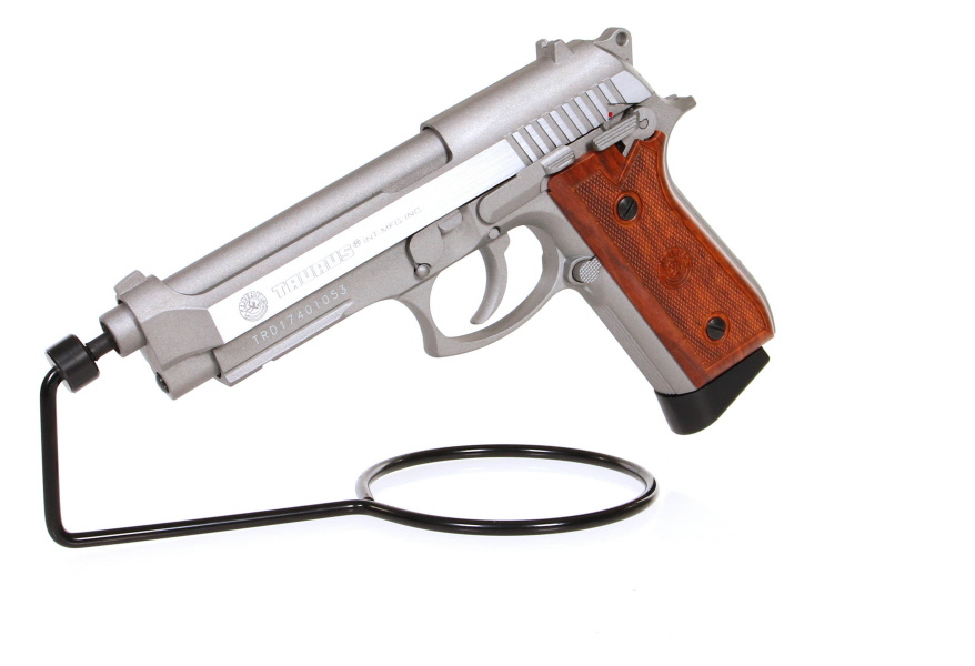 Pistolet Taurus PT92 M9 Stainless Silver Co2 Full Metal Blowback 210527